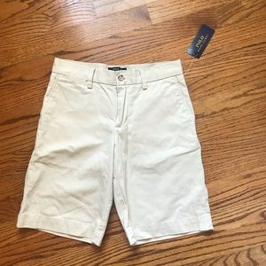 Polo Brand New with Tags khaki shorts